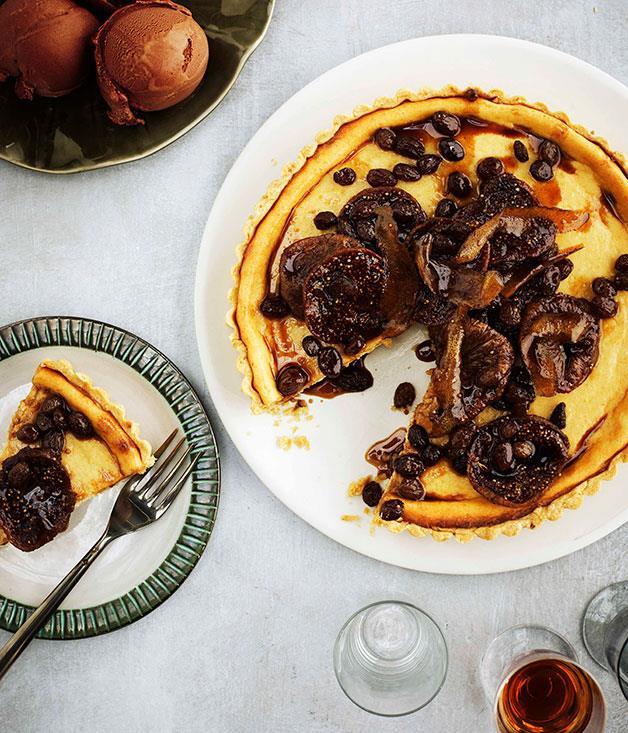 "[**Crostata di ricotta**](http://www.gourmettraveller.com.au/crostata-di-ricotta.htm|target=""_blank"")"