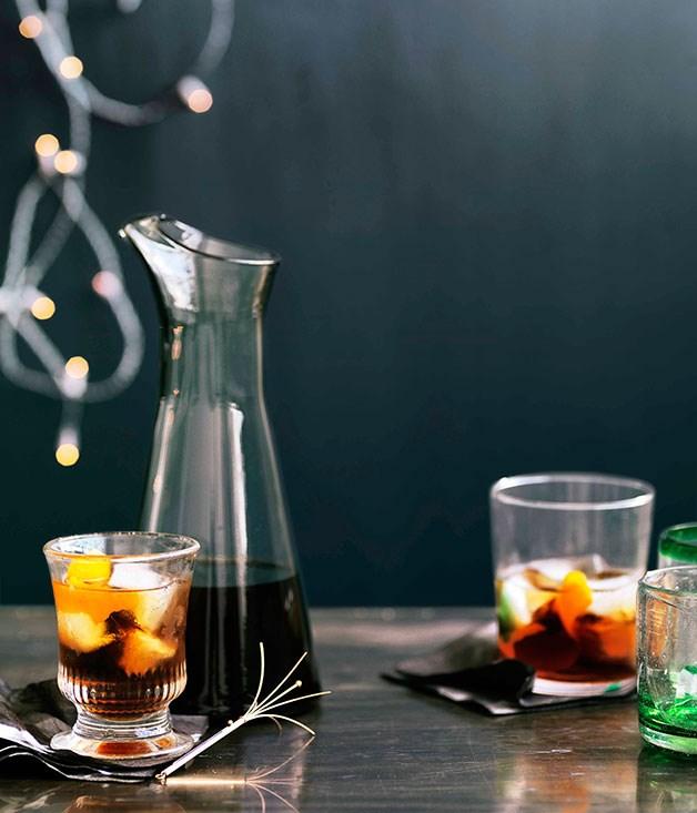 **Oxidado Old Fashioned** **Oxidado Old Fashioned**    [View Recipe](http://www.gourmettraveller.com.au/oxidado-old-fashioned.htm)