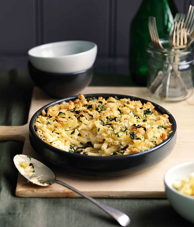 **Maccheroni al formaggio** **Maccheroni al formaggio**    [View Recipe](http://gourmettraveller.com.au/maccheroni-al-formaggio.htm)     PHOTOGRAPH **WILLIAM MEPPEM**