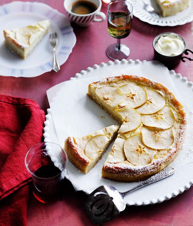 [**Apple and mascarpone torta**  ](http://gourmettraveller.com.au/apple-and-mascarpone-torta.htm)