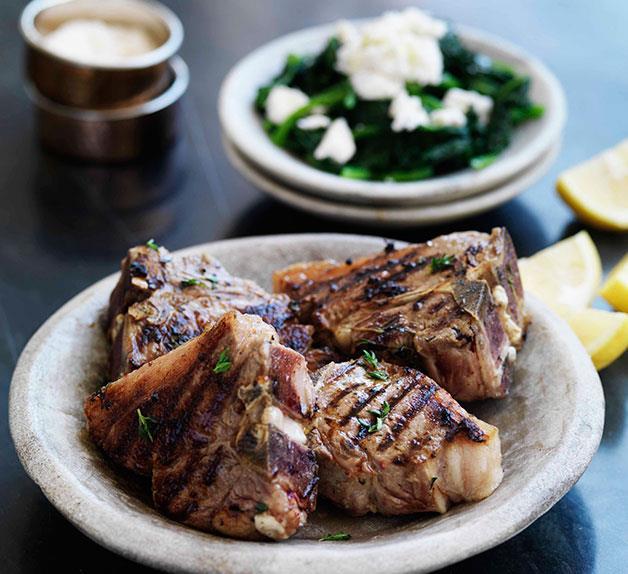 Greek lamb recipes
