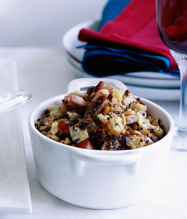 Fig and speck stuffing
