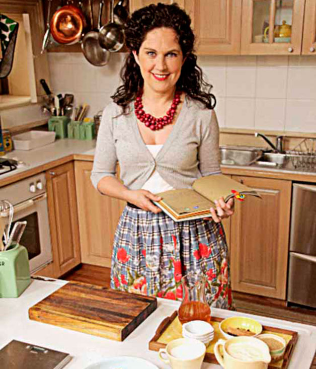 Kitchen Cabinet With Annabel Crabb