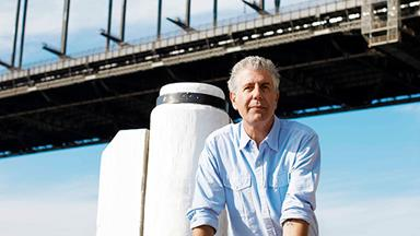 Confidentially yours: Anthony Bourdain visits Sydney