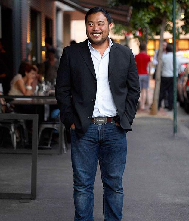 David Chang Melbourne Restaurant