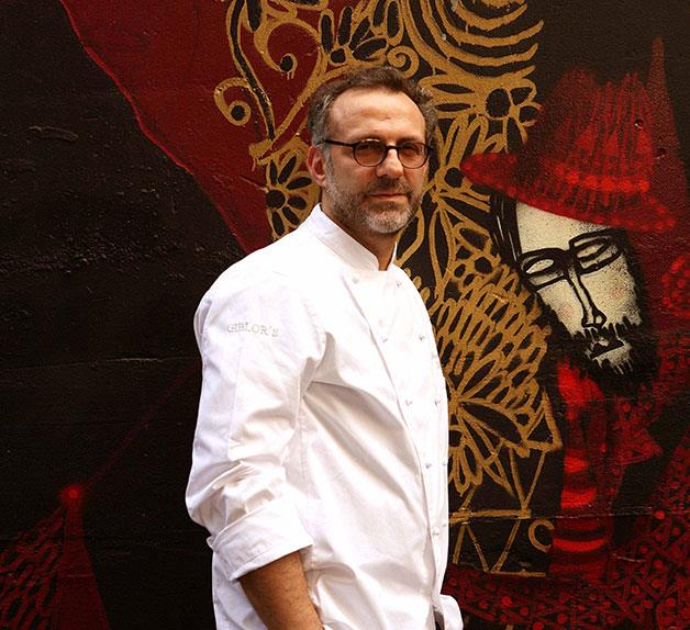 Massimo Bottura as interviewed by Gourmet Traveller in 2010