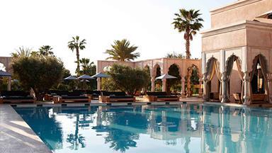 Marrakech: the ochre city