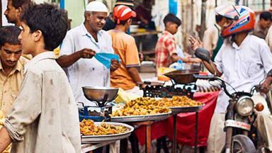 Karachi street eats