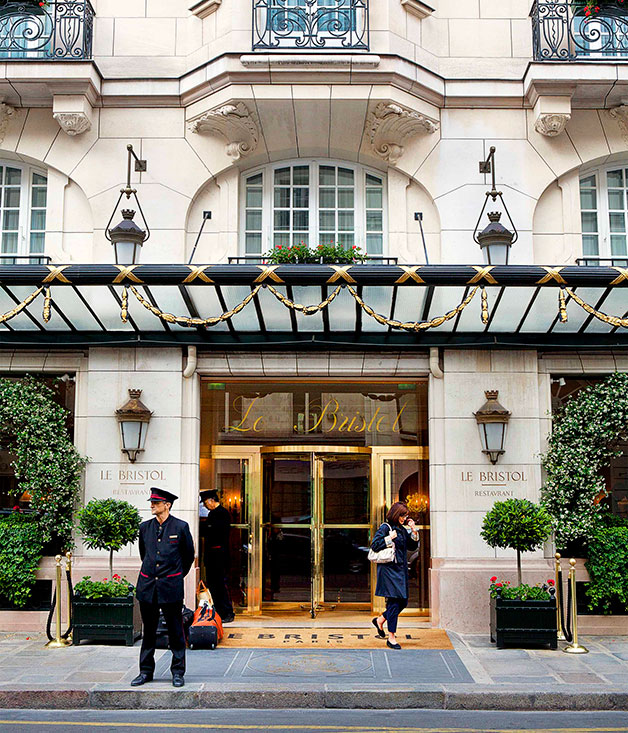 Traveller Restaurant Paris