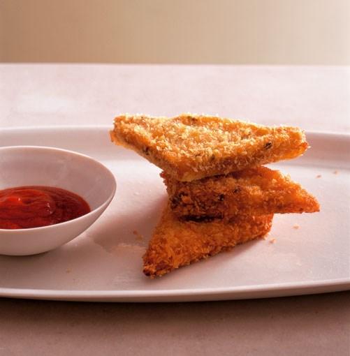 "[**Prawn toast**](https://www.gourmettraveller.com.au/recipes/chefs-recipes/neil-perry-prawn-toast-7169|target=""_blank"")"