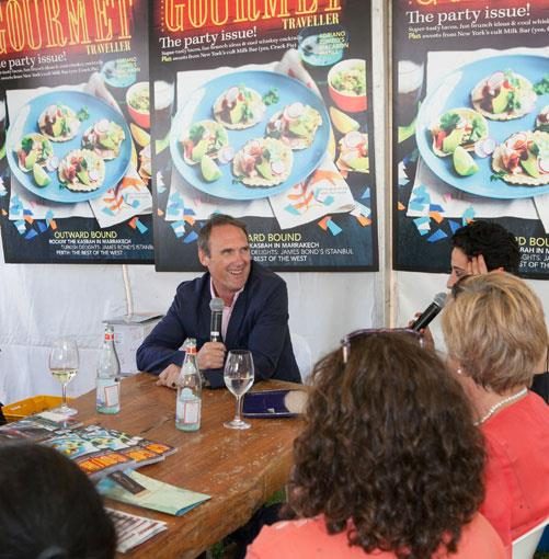 **** London restaurant critic and _GT_ columnist AA Gill tells it like it is at the _GT_ Chef's Table.