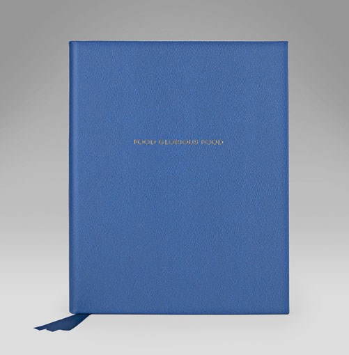 **** This hardbound calf-leather recipe book, $425 from Smythson, is a no-brainer for any eager cook. As a bonus, too, it comes pre-wrapped in one of the company's signature Nile Blue boxes.      **[smythson.com](http://smythson.com)**