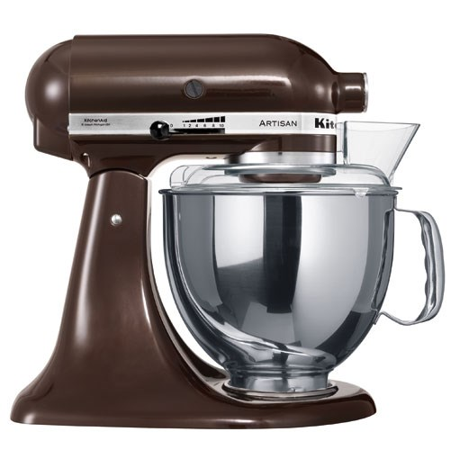 **** Bakers rejoice. KitchenAid's classic Artisan Stand Mixer now comes in two new colours: contour silver and espresso (pictured). You'll find them at leading kitchen and appliance stores for $749.      **[kitchenaid.com.au](http://kitchenaid.com.au)**