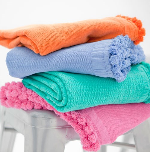 **** These lightweight cotton beach towels (from $110 each) from Jac+Jack's home range come in a variety of summery colours and patterns sure to brighten up any beach outing.      **[jacandjack.com](http://jacandjack.com)**
