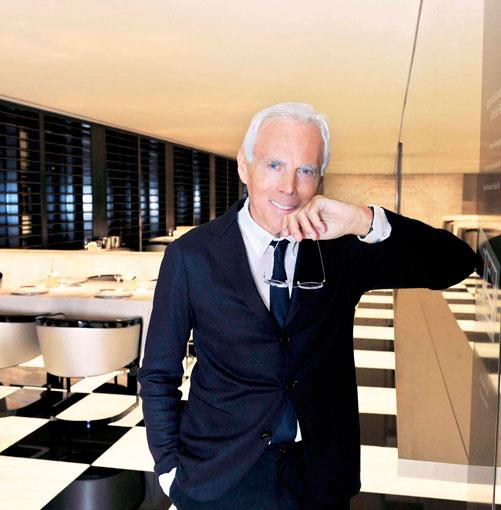 **Mr Armani's Milan** **Mr Armani's Milan**   Lombardy's capital is in the throes of a revival, buoyed by the opening of a new luxury hotel by Giorgio Armani. The fashion icon gives GT a tour of his beloved home city.      **[Read the article](http://gourmettraveller.com.au/mr-armanis-milan.htm)**