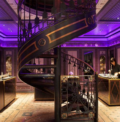 **Paris** **Paris by scent**   Katrina Lawrence follows her nose to 10 of the French capital's most creative and fragrant perfumeries, a heady mix of crystal, gilt, history and glamour.      **[Read the article](http://gourmettraveller.com.au/paris-perfumeries.htm)**