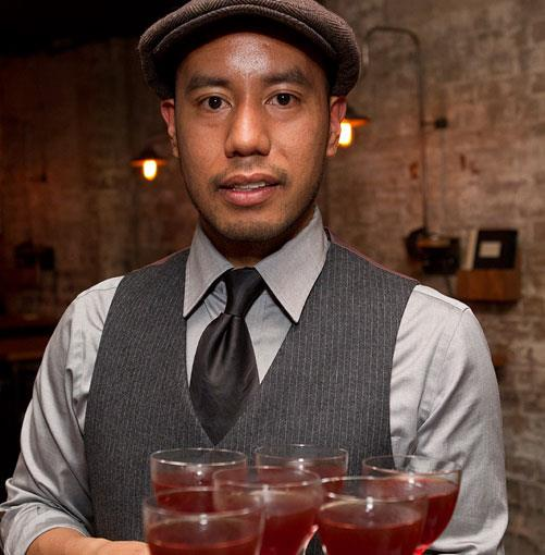 **** The Palmer & Co after-party: Manhattans, anyone?
