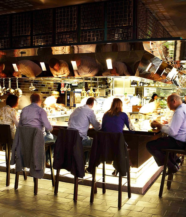 **New Restaurant of the Year: Momofuku Seiobo, Sydney** What's the bigger influence here: the superb (and often native) ingredients on the plate or the English and Korean-American backgrounds of its chefs? How can a bookings system this annoying be considered hospitality? Does it matter? When the food and drink are this good, perhaps not. Yes, the music is set permanently to 11, but so too are most of the flavours, not to mention the fun. Yes, it's part of a chainlet based, for the most part, in New York, and yes, it's in a casino, yet the front-of-house team is superior to any of its Big Apple brethren, and the package transports diners somewhere new. [Momofuku Seiobo](http://momofuku.com), Level G, The Star, 80 Pyrmont St, Pyrmont, NSW