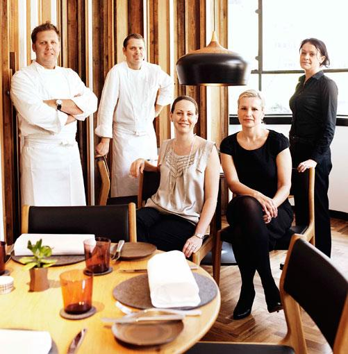 **NEW RESTAURANT OF THE YEAR** The Bridge Room, Sydney, NSW   It's perhaps the most understated elements of The Bridge Room that account in large part for its appeal. The undersell/over-deliver feel of its quietly luxe, light-filled dining room and the way Ross Lusted's cooking puts the true taste of the ingredients very much front-and-centre are suggestive of substantial experience, assurance and depth. Qualities all very welcome here in the business end of town.