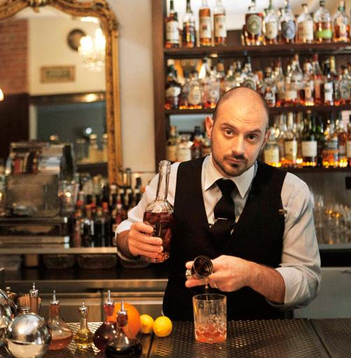 **Bar of the Year** The Everleigh, Melbourne, Vic   Yes, it channels speakeasy-cool right down to its antique glassware, intimate booths and table service. But what anchors The Everleigh beyond the period drag is a fanatical commitment to top-quality booze and the remarkable cocktail skills of co-owner Michael Madrusan, a barman so intuitive that you may suspect mind-reading is listed on his CV.