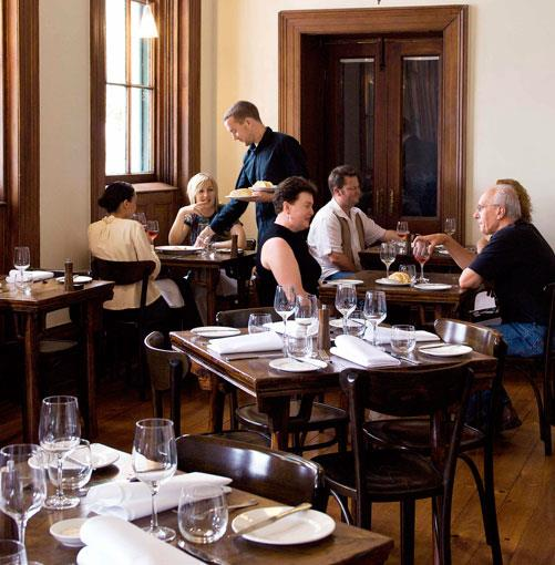 **REGIONAL RESTAURANT OF THE YEAR** Provenance, Beechworth, Vic   Chef Michael Ryan and winemaker-sommelier Jeanette Henderson are not the sort of people interested in laurel-resting. Every year their Beechworth restaurant, located in an austere old bank building, is tweaked and polished and just gets better. Ryan's Japanese-European cooking is nuanced, clever and often very beautiful but never neglects the sustenance and flavour parts of the equation.