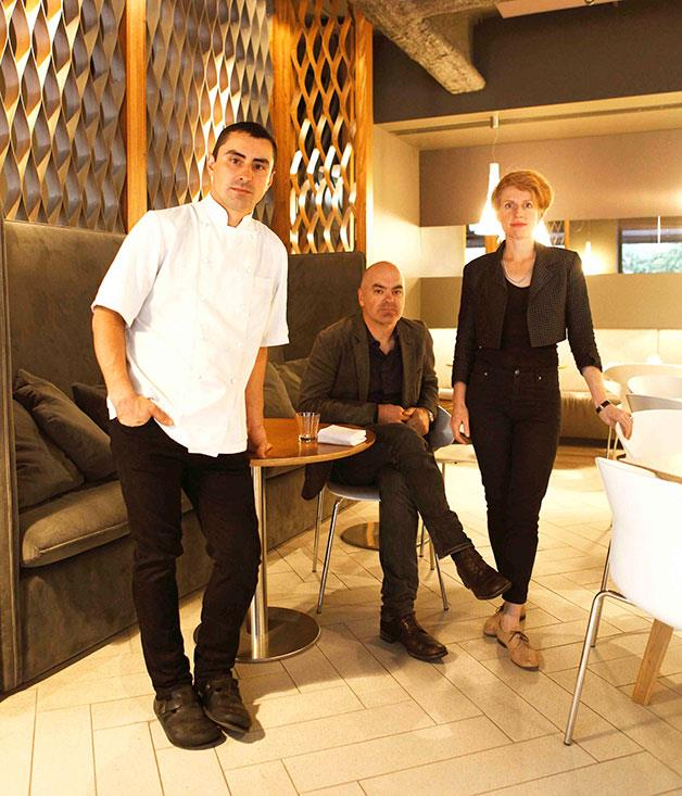 **MAÎTRE D' OF THE YEAR** Ainslie Lubbock, Pei Modern, Melbourne, Vic   There's an effortlessness and grace to Ainslie Lubbock's service style that explains the fan base that has followed her from the Royal Mail Hotel to Attica. At Pei Modern she may have found her best fit yet, with a room and a food style that chimes with her calm, hospitable and friendly energy. Coupled with her exceptional wine knowledge, and her ability to attract great staff, Lubbock's presence is an integral part of the restaurant's success.