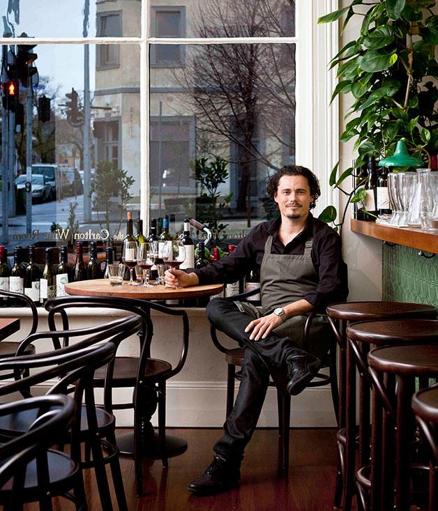 "**Wine List of the Year** The Carlton Wine Room, Melbourne, Vic   This confident, comforting and seductive selection of good things to drink is imbued with co-owner and sommelier Jay Bessell's infectious passion for wine. Deliciously eclectic by-the-glass temptations stretch over four pages, before the list launches into an extensive array of whites and reds, stickies and fortifieds, each section arranged not by grape or country, but by weight: ""from the lighter and elegant to the bold and rich"". This makes so much sense it's a wonder more restaurants don't do it."