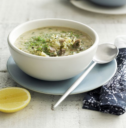 **Mayeritsa (Greek Easter 'midnight' soup)** Mayeritsa (Greek Easter 'midnight' soup)    [View Recipe](http://www.gourmettraveller.com.au/mayeritsa.htm)     PHOTOGRAPH CHRIS CHEN