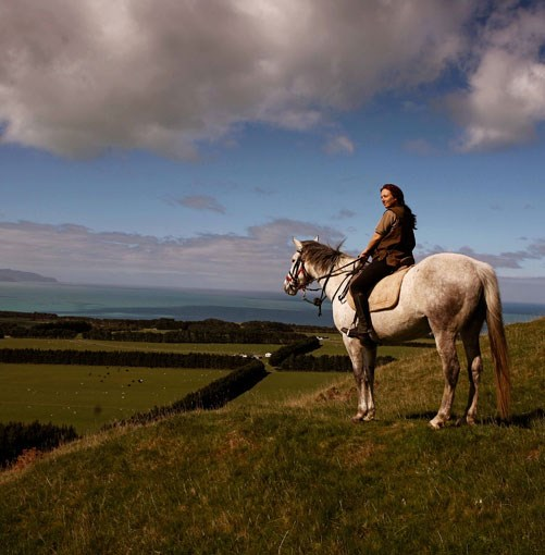 **** New Zealand lodges  Discover two luxury lodges which are microcosms of all that's great about New Zealand: effortlessly warm hospitality, cinematic landscapes and adventure on tap. Action-man Kendall Hill checks in and gets in touch with his masculine side.  [click here for the article](http://www.gourmettraveller.com.au/new-zealand-lodges.htm)