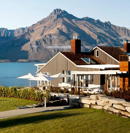 **** Matakauri Lodge, Queenstown  He's headed to New Zealand's Central Otago and settled into the luxurious Matakauri Lodge but Rob Ingram has a problem: he never wants to leave.     [click here for the article](http://www.gourmettraveller.com.au/matakauri-lodge-queenstown-new-zealand.htm)