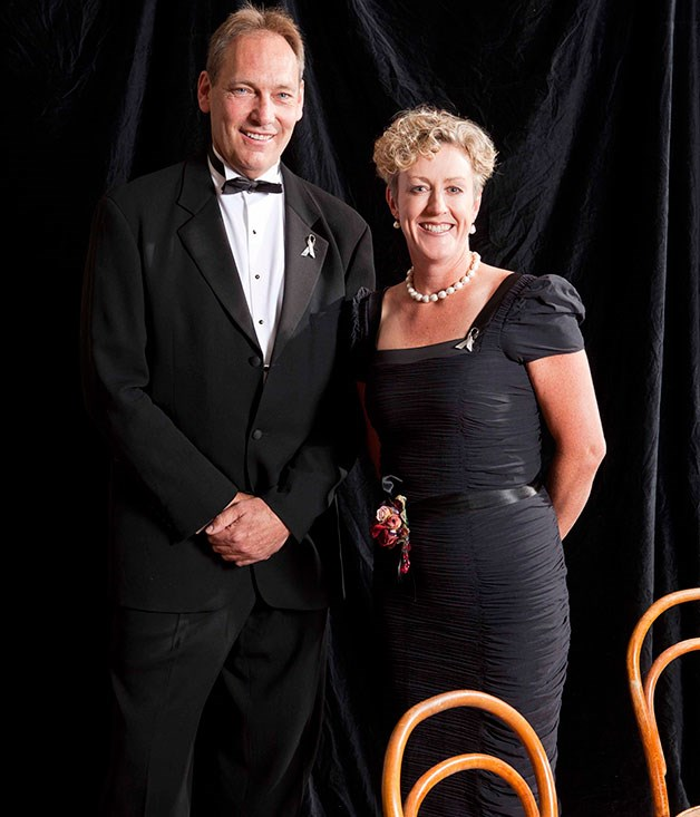 **** Associate Professor Thomas Jobling and Dr Geraldine Goss.