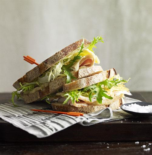 **Roast turkey sandwich** **[Roast turkey sandwich](http://www.gourmettraveller.com.au/thomas-keller-roast-turkey-sandwich.htm)**   The apple butter works well because it adds moisture. A little allspice and clove adds a bit of kick to it too - Thomas Keller      PHOTOGRAPH **CHRIS CHEN**      [](http://www.gourmettraveller.com.au/thomas-keller-roast-turkey-sandwich.htm)