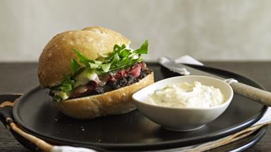 Thomas Keller's sandwich recipes