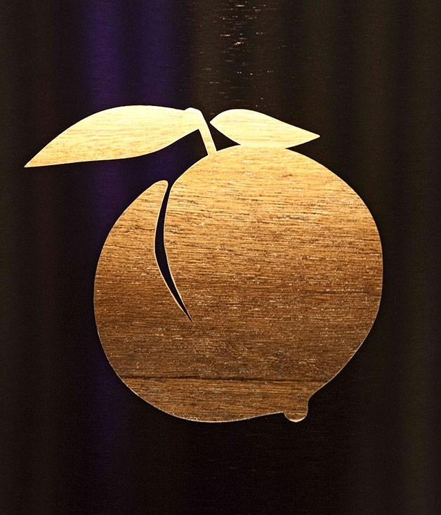 **** Momofuku's peach.