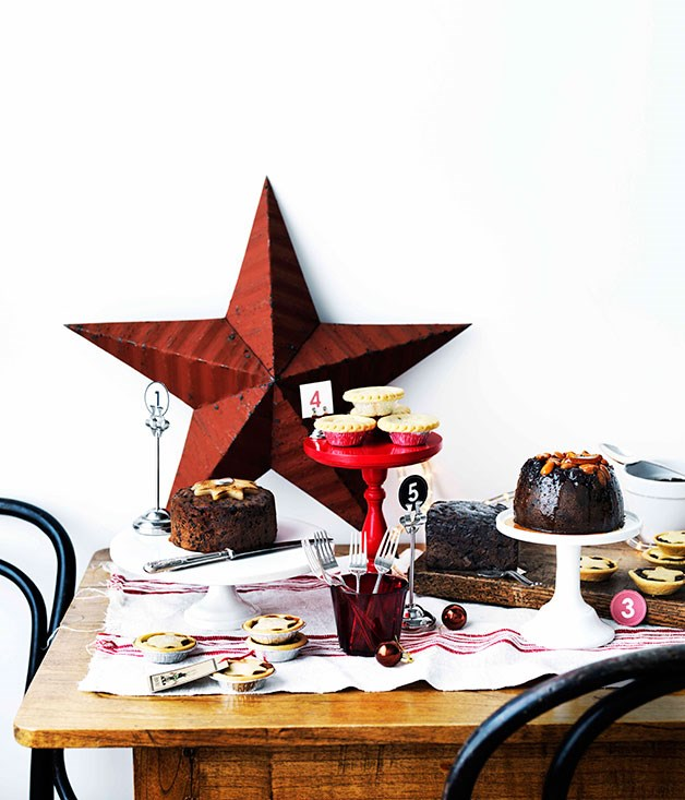 **** Short on time this Christmas? We asked a team of experts to rate a selection of shop-bought puddings, fruit mince pies and cakes. Consider this a cheat's guide.