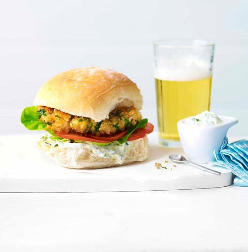 **Flathead burger** **Flathead burger**    [View Recipe](http://www.gourmettraveller.com.au/flathead-burger.htm )     PHOTOGRAPH **DEAN WILMOT**