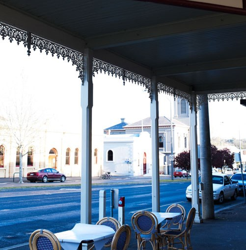 **The Good Table, Castlemaine** The Good Table, Castlemaine.