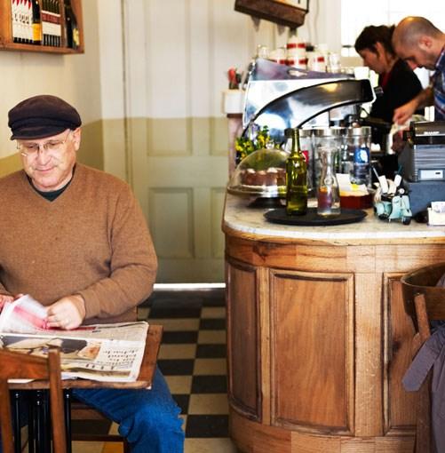 **Origini café, Castlemaine** Origini café, Castlemaine.