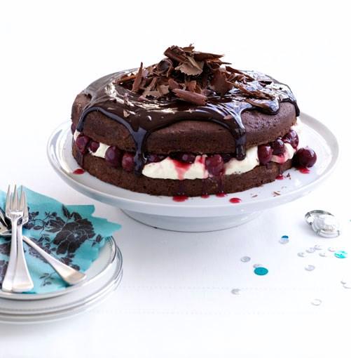 "[**Chocolate cherry cake**](http://gourmettraveller.com.au/november_chocolate_cherry_cake.htm|target=""_blank"")"