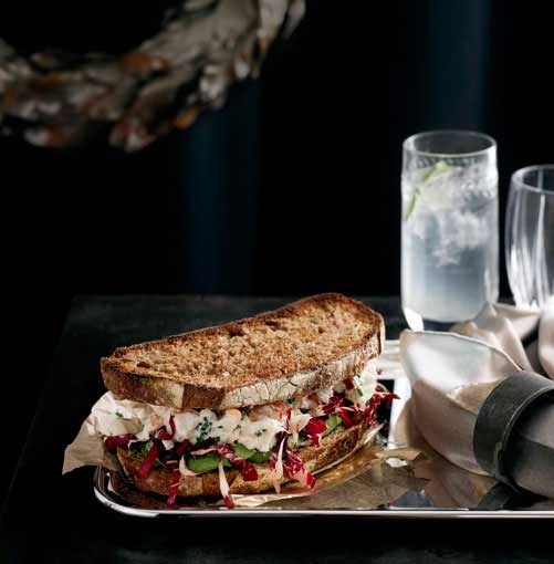 **Lobster BLT** **Lobster BLT on toasted rye**    [View Recipe](http://www.gourmettraveller.com.au/lobster-blt-on-toasted-rye.htm)     PHOTOGRAPH **JOHN LAURIE**