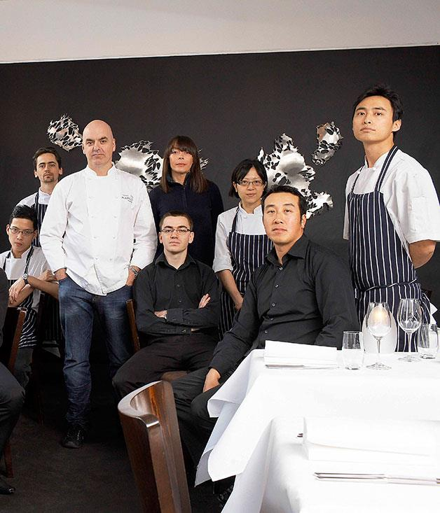 **Marque restaurant, Sydney** **RESTAURANT OF THE YEAR**   [Marque](http://www.marquerestaurant.com.au), 4-5/355 Crown St, Surry Hills, NSW, (02) 9332 2225.      Chef Mark Best (pictured centre, with the Marque team) continues to wow diners.      PHOTOGRAPHY CHRIS CHEN