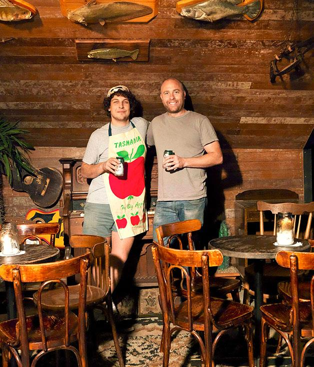 **Shady Pines Saloon, Sydney** **BAR OF THE YEAR**   [Shady Pines Saloon](http://www.shadypinessaloon.com), Shop 4, 256 Crown St (enter via Foley St), Darlinghurst, NSW.      Anton Forte and Jason Scott (from left) of Shady Pines Saloon have flicked elitism to the kerb in favour of good times and better whisky.      PHOTOGRAPHY JASON LOUCAS
