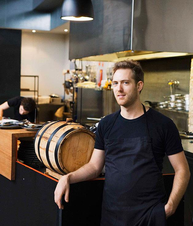 **Luke Burgess, Garagistes, Hobart** **BEST NEW TALENT**   Luke Burgess, [Garagistes](http://www.garagistes.com.au), 103 Murray St, Hobart, Tas, (03) 6231 0558.      Chef Luke Burgess loves being able to grow and pick his own produce for Garagistes.      PHOTOGRAPHY WILLIAM MEPPEM