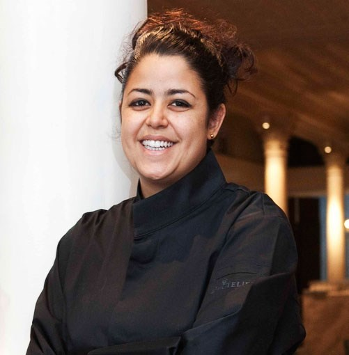 **Lara Marro, Vincenzo's Cucina Vera, Adelaide, SA** **MAÎTRE D' OF THE YEAR NOMINEE**   Lara Marro, Vincenzo's Cucina Vera, Adelaide, SA   Explaining the fare of a restaurant with no menu seems an unenviable task, yet maître d' Lara Marro has diners in her thrall at Vincenzo's Cucina Vera. Unmistakably beguiled by the cooking of her partner, Vince LaMontagna, Marro conveys this passion from the kitchen to the dining room with intricate detail, keen intelligence and palpable sincerity, making each dégustation a joyous journey.   PHOTOGRAPHY **AMANDA MCLAUCHLAN**