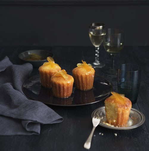 **Sugared citrus cakes** **[Sugared citrus cakes](http://www.gourmettraveller.com.au/sugared-citrus-cakes.htm)**   Instead of the more usual syrup, these cakes have a sugary crust. Use any combination of citrus rind and juice you like.      PHOTOGRAPH **AMANDA MCLAUCHLAN**      [](http://www.gourmettraveller.com.au/sugared-citrus-cakes.htm)