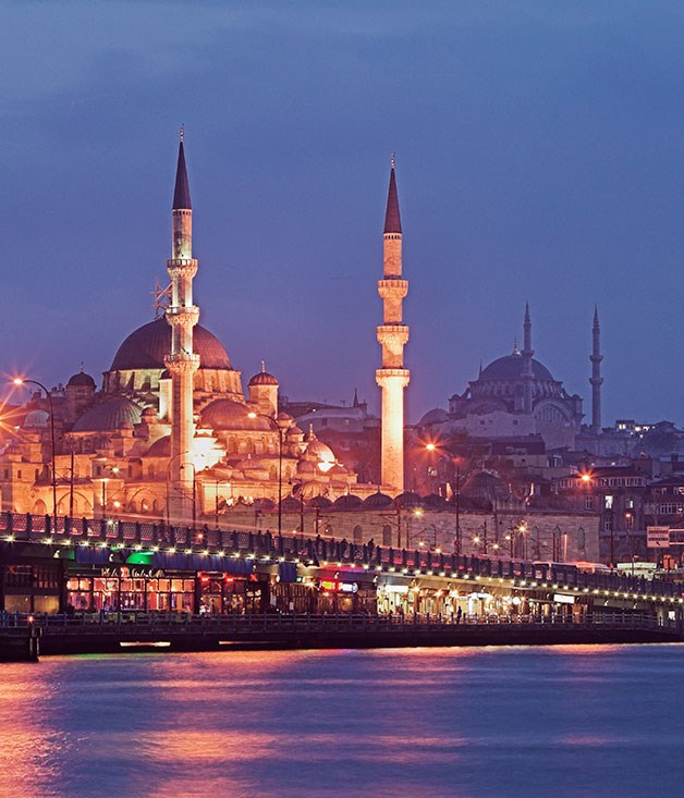 **Istanbul, Turkey** Hottest International City: Istanbul   Runner-up: New York City   The legendary metropolis that was born as Byzantium then became Constantinople and is now Istanbul has captivated the world's imagination for millennia. Few places can hold a light to the charm and beauty of this fabled city whose heart belongs to both Europe and Asia. With a treasury of world-renowned wonders from the Hagia Sophia and the Blue Mosque to the Grand Bazaar and a litter of glittering palaces beside the Bosphorus Strait, it's no surprise Istanbul is our expert panel's choice for Hottest International City in 2011. The accolade might have something to do with the spotlight that shone on Turkey's largest city last year as a reigning European Capital of Culture. More likely it's simply recognition of all the excitement of the Golden Horn, from fairytale accommodation and a melting pot of cuisines to imperial remains and a thriving social scene that rivals Manhattan's. www.tourismturkey.org   PHOTOGRAPHY **GETTY IMAGES**