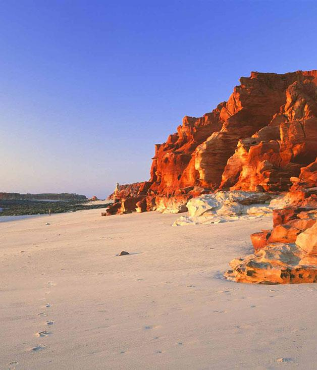 **Kooljaman at Cape Leveque, WA** Best Indigenous Tourism Experience: Kooljaman at Cape Leveque, WA   Runner-up: Anangu Waai, NT   The success of Kooljaman is proof that ingenuity and excellence exist in every corner of the continent. Perched on the Dampier Peninsula in Western Australia's northern nether regions, Kooljaman at Cape Leveque is an Aboriginal-owned resort that specialises in reconnecting humans with nature. Accommodation at this coastal retreat in the Kimberley runs from campsites and beach shelters to log cabins and breezy safari tents, all handy to the calming rhythms of the Indian Ocean. The on-site restaurant captures views over Western Beach and along the pindan cliffs as diners feast on seafood, steak and BYO alcohol (the local Bardi communities are dry, but obligingly tolerant of visitors' vices). In the ultimate in outback room service, guests can also have bush butlers deliver a ready-to-barbecue dinner to their cabin, to enjoy whenever they wish. www.kooljaman.com.au