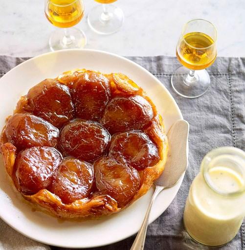 **Apple tarte Tatin** **Apple tarte Tatin**    [View Recipe](http://gourmettraveller.com.au/apple-tarte-tatin.htm)     PHOTOGRAPH **CHRIS CHEN**