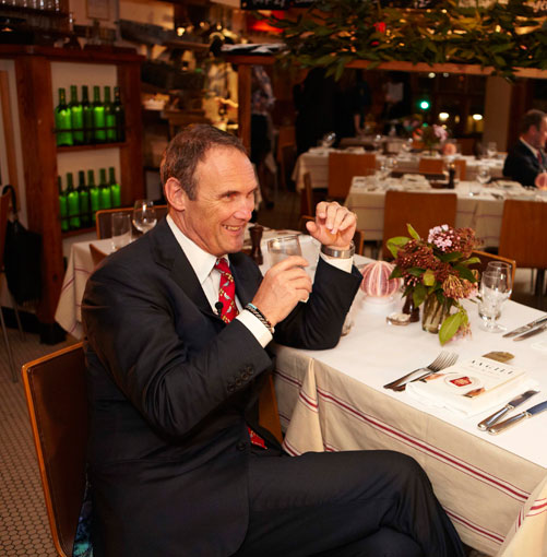 Aa Gill Restaurant Reviews