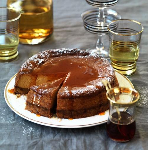**Caramel yoghurt cheesecake** **Caramel yoghurt cheesecake**    [View Recipe](http://gourmettraveller.com.au/caramel_yoghurt_cheesecake.htm)     PHOTOGRAPH **WILLIAM MEPPEM**